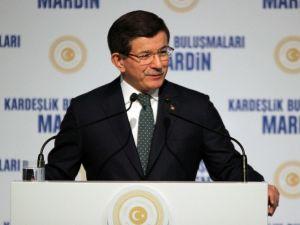 Başbakan Davutoğlu Mardin'de (1)
