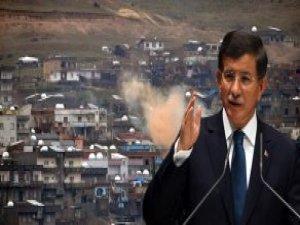 Davutoğlu, 10 Ayaklı 'Terörle Mücadele Eylem Planı'nı Açıkladı
