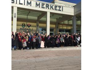 Bilim Merkezi'ne İl Dışından Ziyaretçiler
