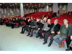 Karabük Belediyesi Meclisi Şubat Ayı Toplantısı Yapıldı