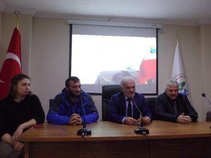 Kardan Adam Şenliği Haberlerine Başkan Haşimoğlu'ndan Tepki