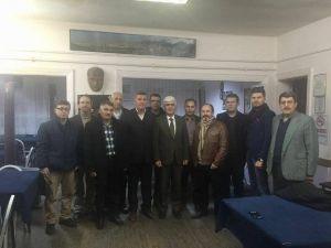 Başkan Sefa Şen'den Sivrihisarlılar Derneği'ne Ziyaret