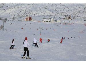 Yıldız Dağı Kış Sporları Turizm Merkezi Açılıyor