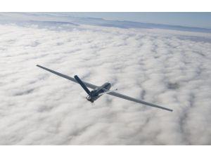 ANKA, 19 bin feed yükseklikte görev uçuşu yaptı