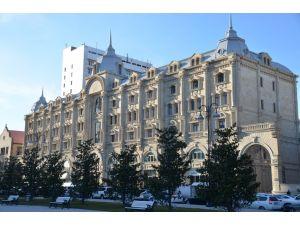 Azerbaycan'da Formula 1'e hazırlık tüm hızıyla sürüyor