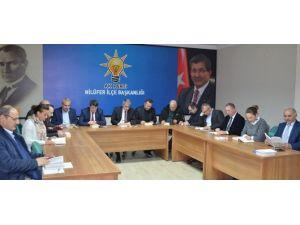 AK Parti Nilüfer'de Okuma Saati