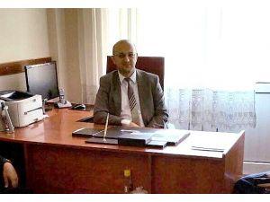 Edremit İlçe Sağlık Müdürü Dr. İbrahim Burakcan: