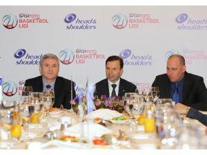 Spor Toto Basketbol Ligi'ne Bir Sponsor Daha