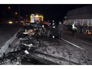 Eskişehir'deki Feci Kazada Ölü Sayısı 4'e Yükseldi