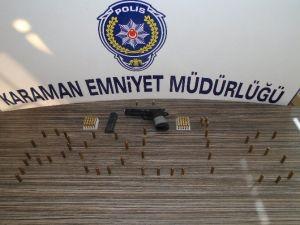 Karaman'da Asayiş Olayları