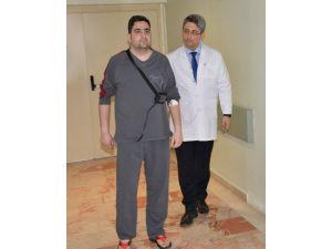 Felç Geçiren Hasta Kapalı Beyin Damarının Açılmasıyla Yürüdü