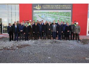 Başkanlar Türkiye'nin Mobilya Üssünde