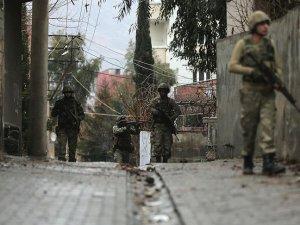 Hakkari ve Şırnak'ta 25 terörist etkisiz hale getirildi