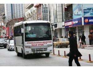 Afyon toplu taşımaya yüzde 12,5 zamla ulaşımda en pahalı il oldu