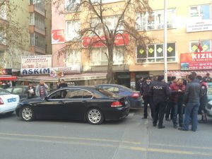 Başkent'te 'esrarengiz' otomobil alarmı