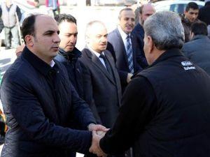 Başkan Altay, Şehy Şamil Mahallesi Sakinleriyle Buluştu