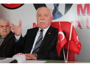Malatya MHP İl Başkanı Mehmet Erdem:
