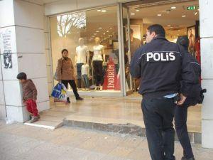 Alışveriş Mağazasından Hırsızlık