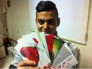 PTT'den Sevgililer Günü'ne özel ücretsiz tebrik kartı