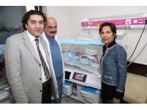 Bozok Üniversitesi Hastanesi Doğum Salonunda İlk Doğum Gerçekleşti