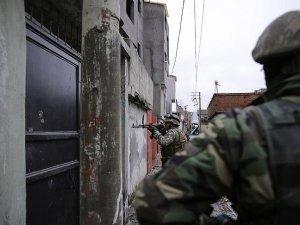 Cizre'deki operasyonda 9 terörist etkisiz hale getirildi