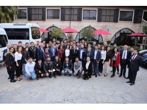 TÜSİAD'dan Gençlik Platformu için Antakya'da çalıştay