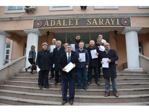 Alaplı AK Parti'den Kılıçtaroğluna Suç Duyurusu