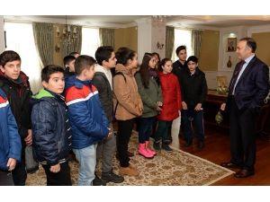Beykozlu Öğrencilerden Ziyaret