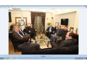 Bulgaristan Milletvekillerinden Kırklareli Belediyesi'ne Ziyaret