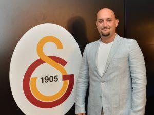Galatasaray'da Ataman Güneyligil'in sözleşmesi 2 yıl uzatıldı