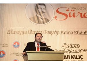 Süreyya Paşa 61. Ölüm Yıl Dönümünde Maltepe'de Anıldı
