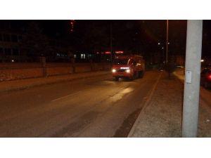 Tosya'da Gece Yarısı Meydana Gelen Patlama Panik Yarattı