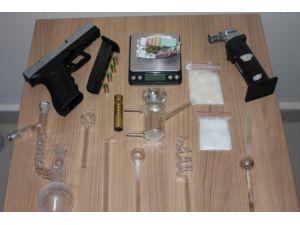 Nevşehir'de Üzerinde Uyuşturucu Madde Bulunduran 1 Kişi Tutuklandı