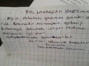 Diyarbakır'da Yakalanan Norveçli'nin Üzerinden PKK Notu Çıktı