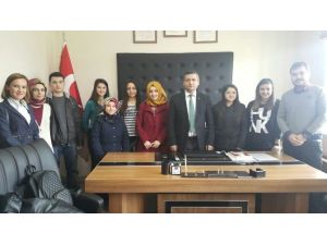 Gölpazararı Güner Orbay Mesleki Ve Teknik Anadolu Lisesi'nden AB Projesi