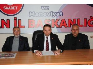 SP'den Van Büyükşehir Belediyesi'ne Soru