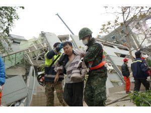Tayvan'daki depremde ölü sayısı 7'ye yükseldi