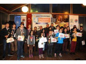 Türkiye Şampiyonları Çan'da Yarıştı