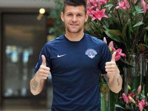 """Popov: """"Kasımpaşa İle Avrupa'da Oynamak İstiyorum"""""""