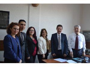 Edes Proje Sözleşmesi İmzalandı