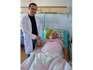 Böbrek Hastalarına ÇOMÜ Müjdesi