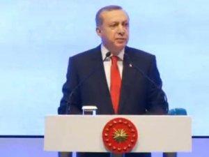Erdoğan dünya turizm forumunda konuşuyor