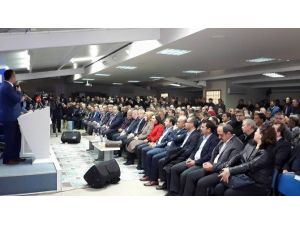AK Parti Ordu İl Danışma Meclisi Toplantısı Yapıldı