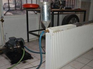 Ankaralı Mucit, 2 Liralık Elektrik Tüketimi ile Suyla Çalışan Kombi Üretti