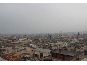 Şanlıurfa Hafta Sonuna Yağmurla Girdi