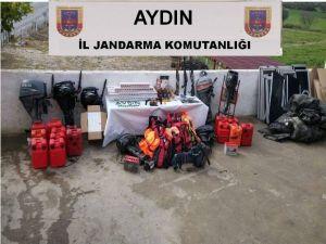 Aydın'da İnsan Tacirlerinin Kullandığı 31 Adrese Operasyon Yapıldı