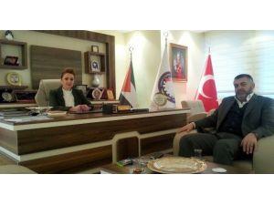 Sankon Ankara İl Başkanı Tevfik Teceren;