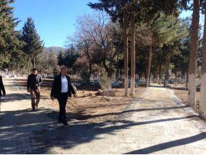 Hasanbeyli modern mezarlık ve gasilhanesine kavuştu
