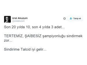 Galatasaraylı yöneticiden Aziz Yıldırım'a şike cevabı