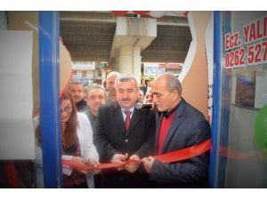 Başkan Baran, İşyeri Açılışı Yaptı